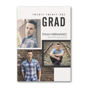 All You Photo Graduation Announcement Icon