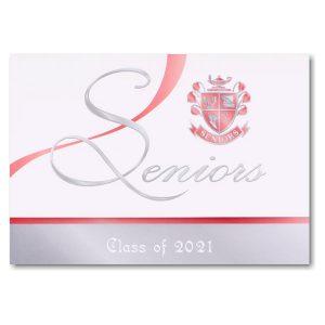 Seniors Graduation Announcement Icon