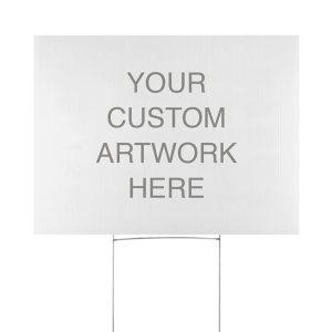Custom Yard Sign Icon