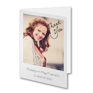 Personal Appreciation - Photo Thank You Note Icon
