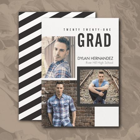 Discount Graduation Announcements